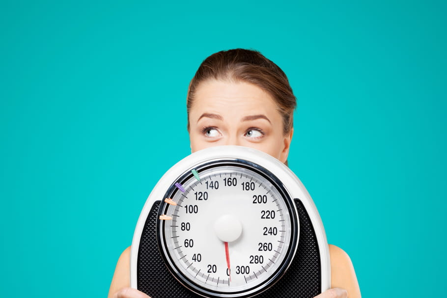 pas de perte de poids pendant les règles