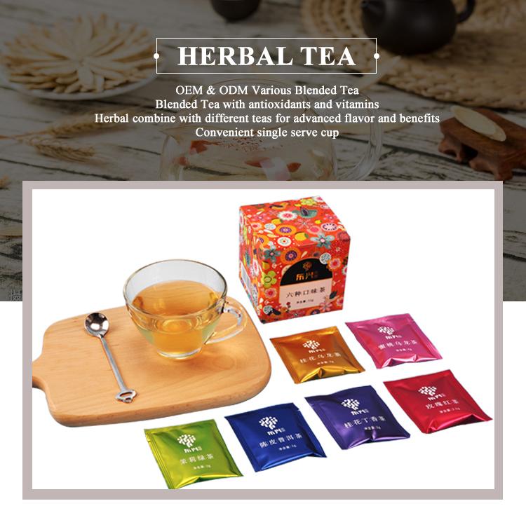 Le régime alimentaire le thé