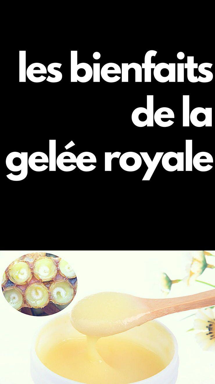 Perte De Poids Gelée Royale