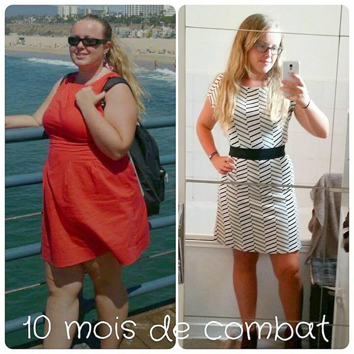 J'ai perdu du poids et cela a changé (négativement) le rapport que j'ai à mon corps