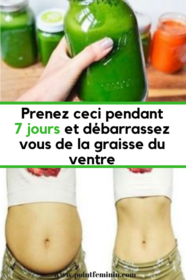 meilleures boissons en bouteille pour perdre du poids
