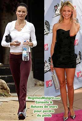 comment perdre du poids comme des célébrités