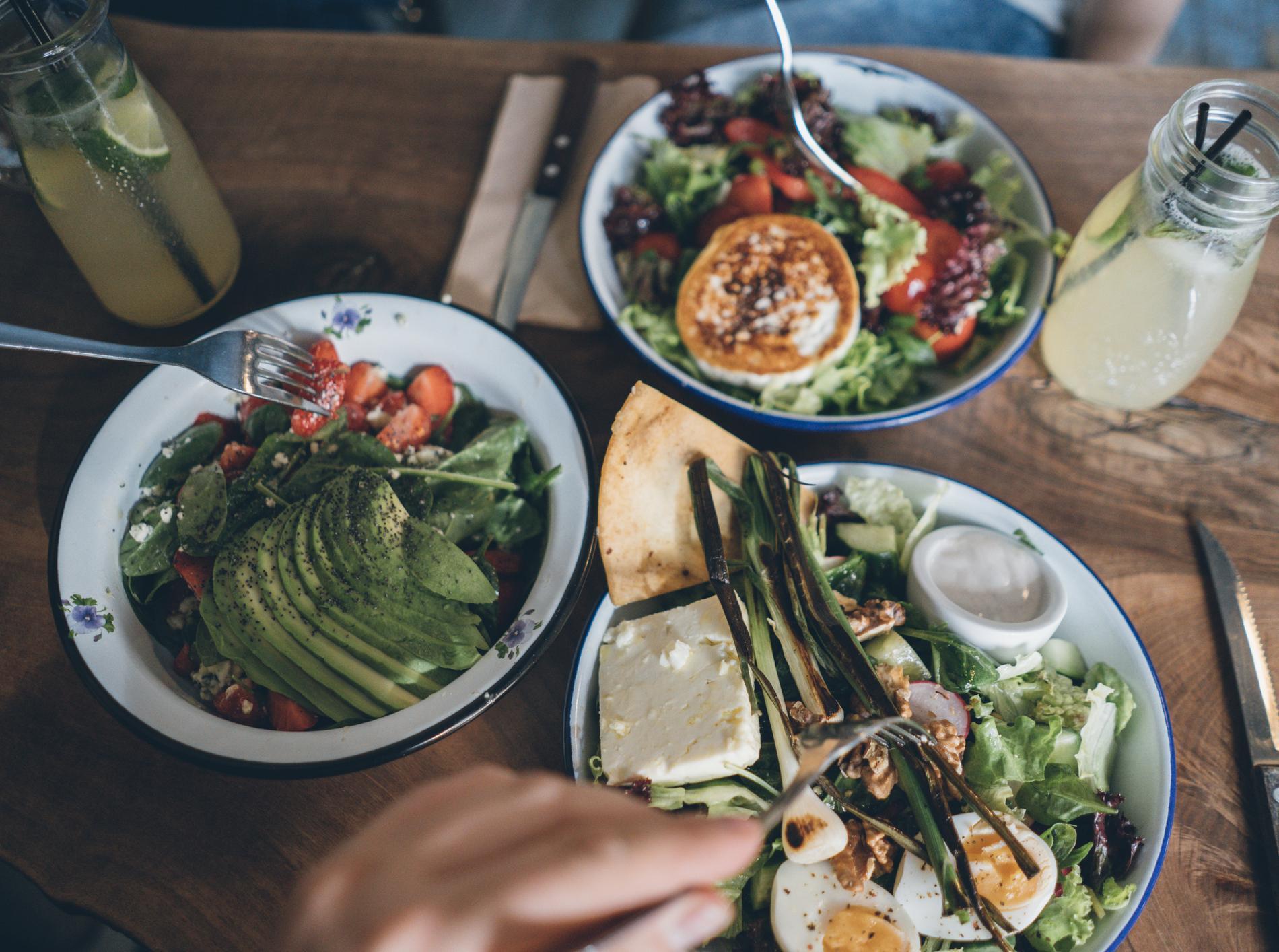 repas pour perdre la graisse du ventre
