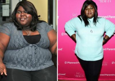 Gabourey Sidibe et son importante perte de poids