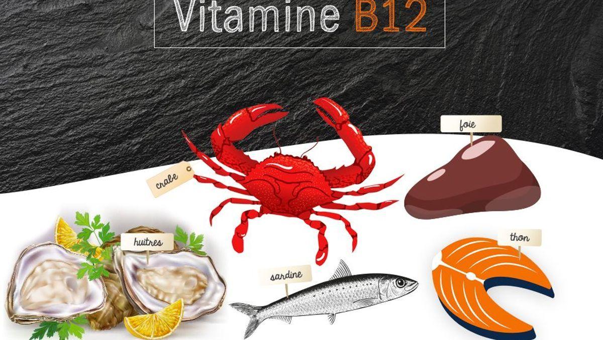 un faible taux de vitamine B12 ne peut pas perdre de poids