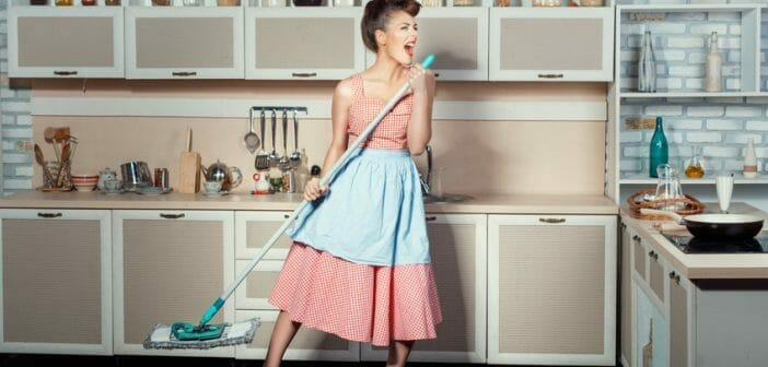 perdre du poids femme au foyer