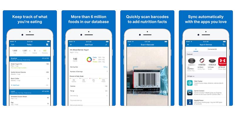 Perdre du poids en 30 jour dans l'App Store