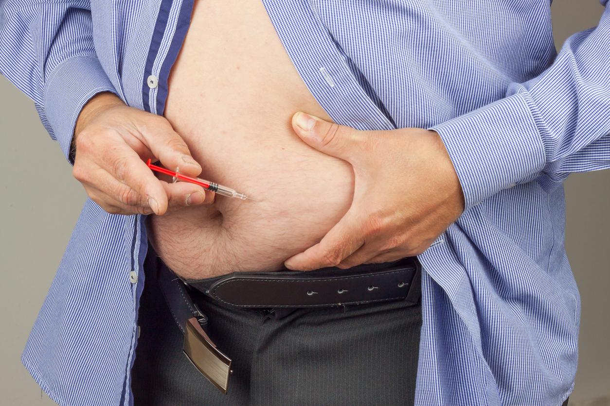 aide à la perte de poids pour les obèses