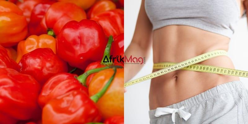 le piment peut-il vous aider à perdre du poids