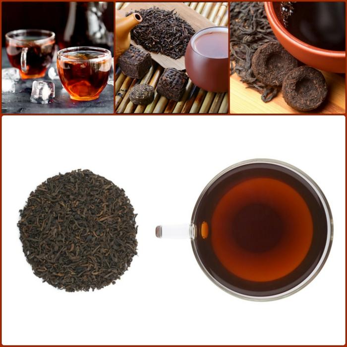 Nirvana-Santé: Le thé Pu-Erh pour perdre du poids