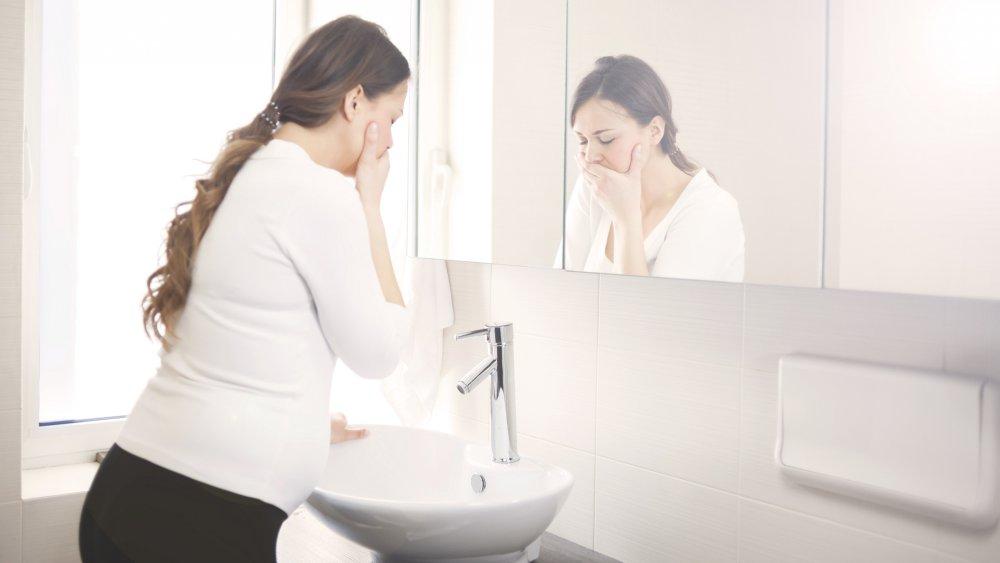 poids perdre du vomi