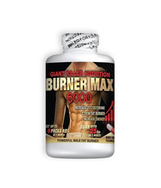 contre-indications de brûler les graisses max
