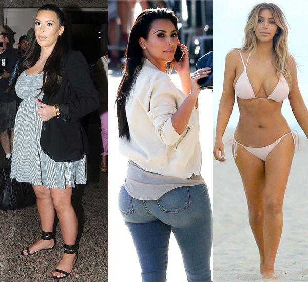 perte de poids kourtney kardashian