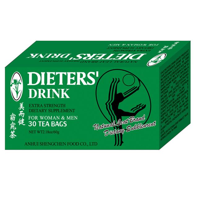 thé minceur ballerine calendrier pour la perte de graisse