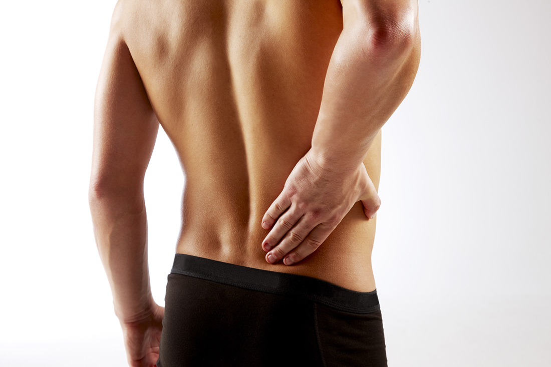 comment perdre du poids après une blessure au dos