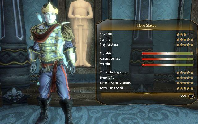 fable iii perdre du poids