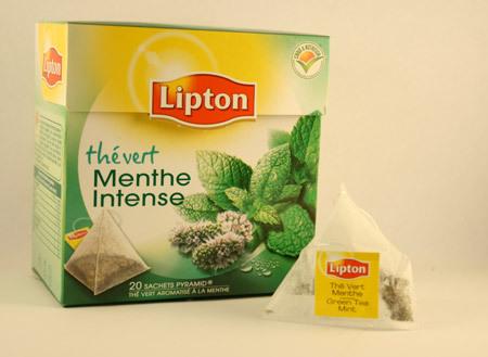le thé à la menthe vous fait perdre du poids