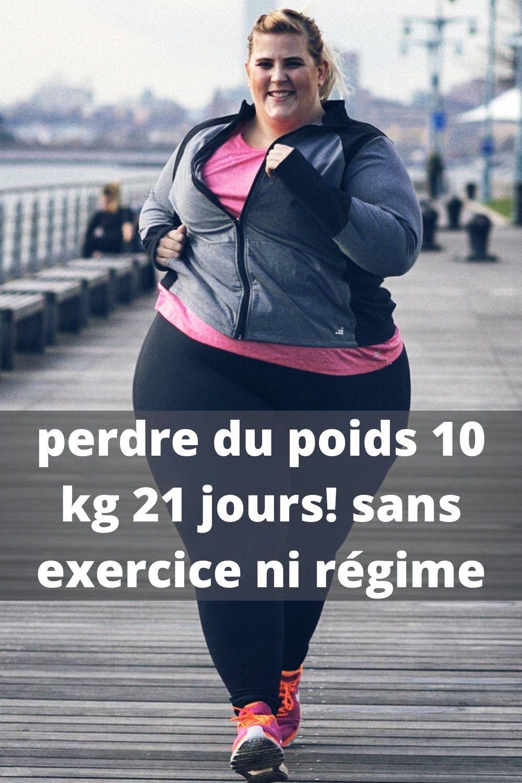 perte de poids en 21 jours minceur pour le journal de la robe