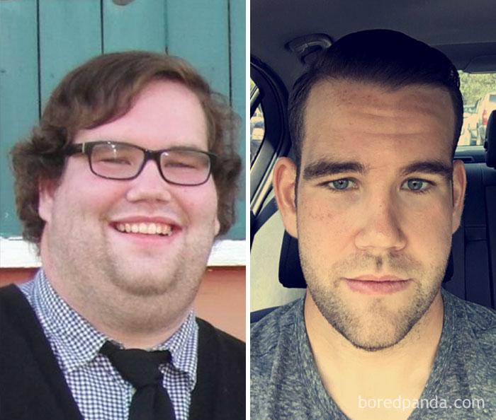 Perte de poids de 220 lb à 170 lb