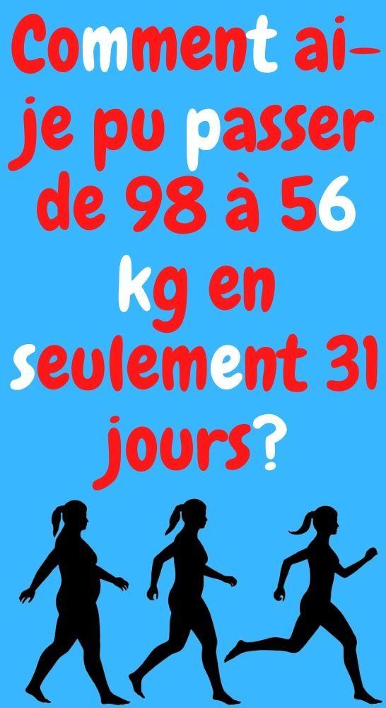 98 perdre du poids pouls élevé et perte de poids