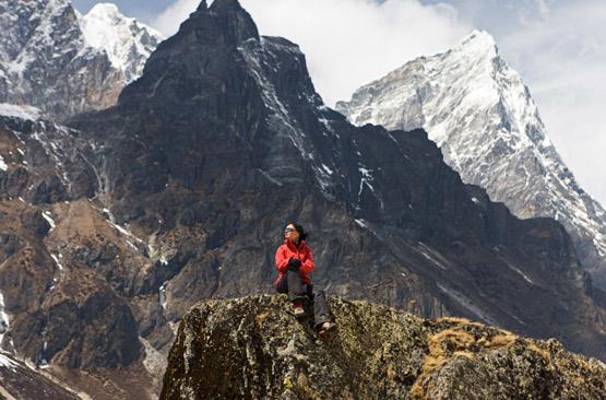 La haute altitude peut-elle vous faire perdre du poids