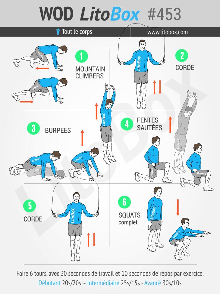 10 Exercices brûle-graisse pour les jambes que tu ferais mieux de commencer immédiatement