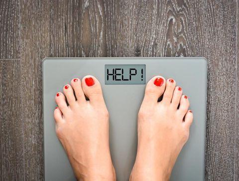 Perte de poids : 5 astuces pour dépasser la phase de stagnation - Marie Claire Belgique
