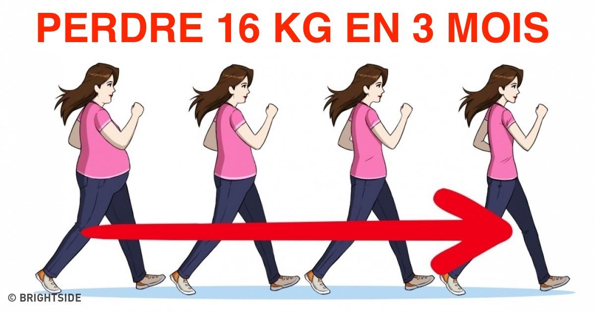 combien de kj pour perdre du poids