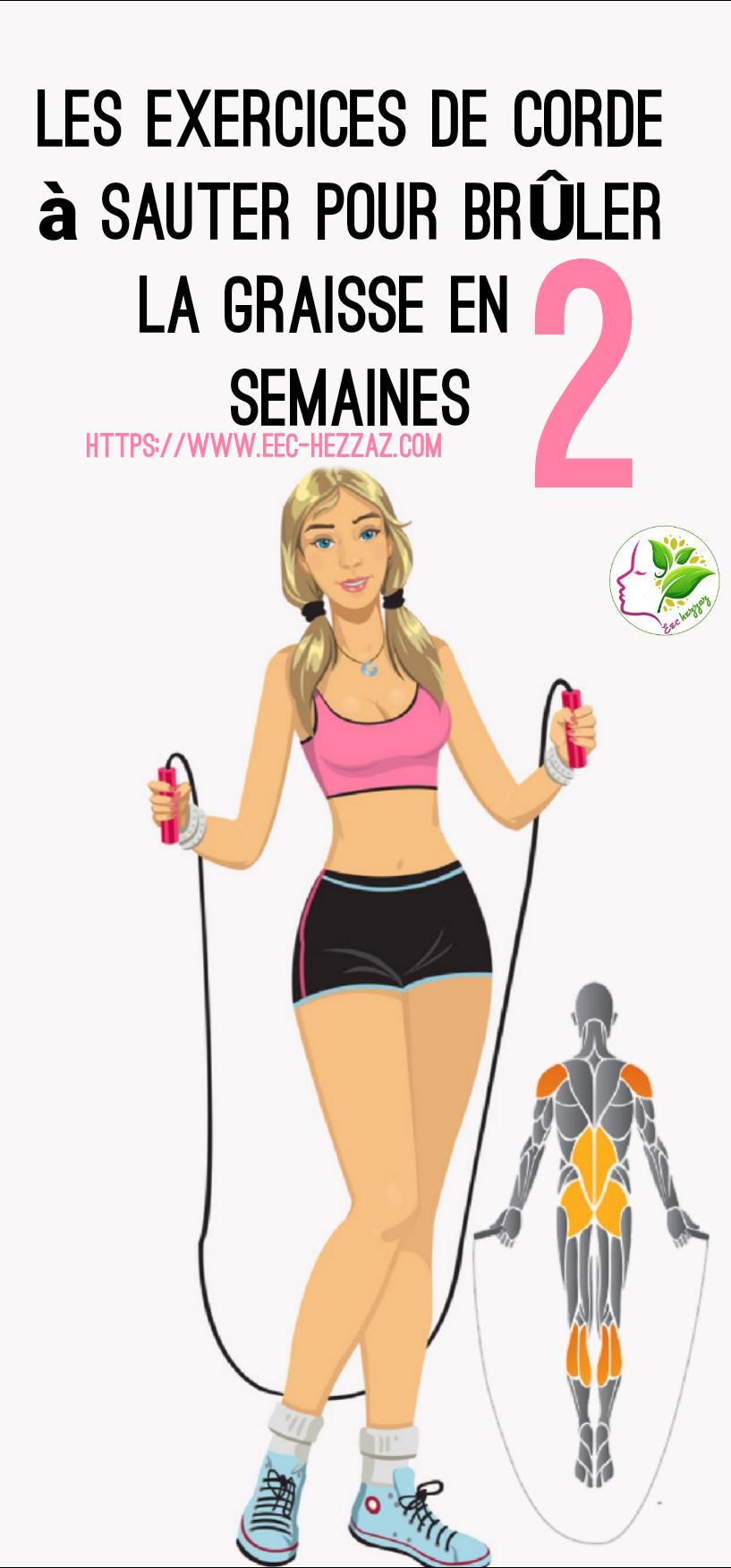 sauter perdre la graisse du ventre