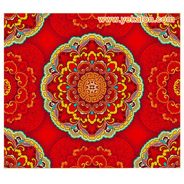 Belgique Axminster D'exposition Shaggy Mosquée Rouge Tapis Et Tapis de Sol Design