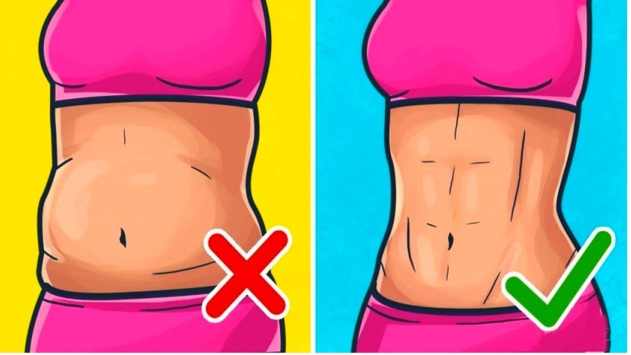 Comment perdre 1 tour de taille en 2 semaines ? -   Fourchette & Bikini