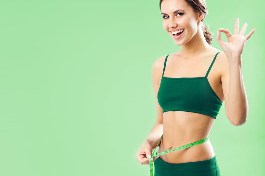 utilisez votre état desprit pour perdre du poids
