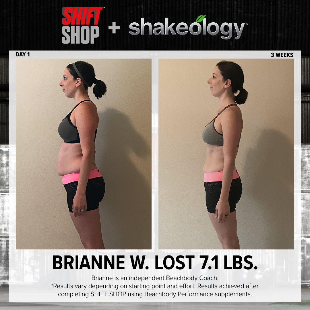 comment perdre du poids rapidement avec shakeology