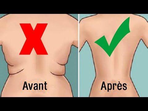 Comment maigrir du dos rapidement   perdre la graisse dans le dos
