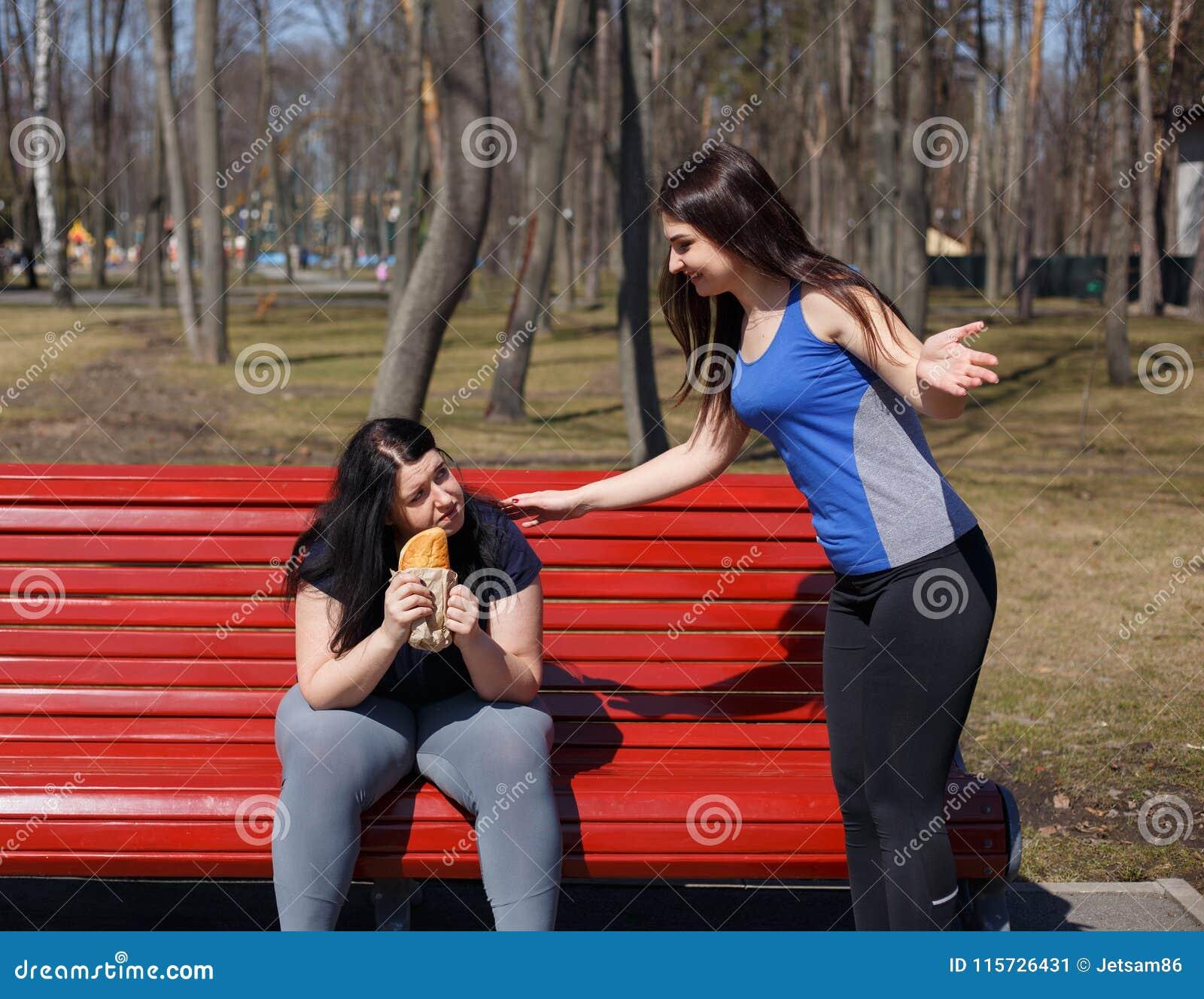 contrat de perte de poids avec des amis