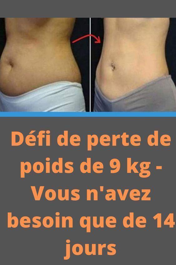 corps mince perte de poids rapide