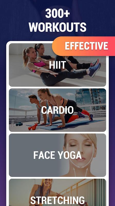 Exercices brûle-graisses - Perdre du poids APK - Télécharger app gratuit pour Android