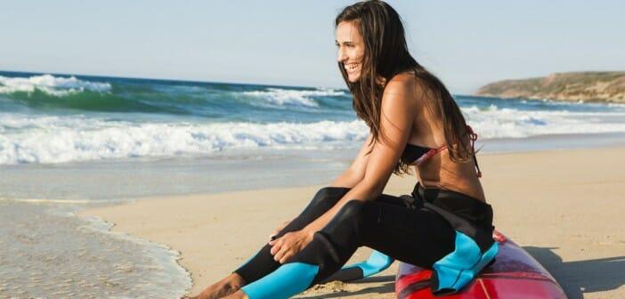 surf brûler les graisses