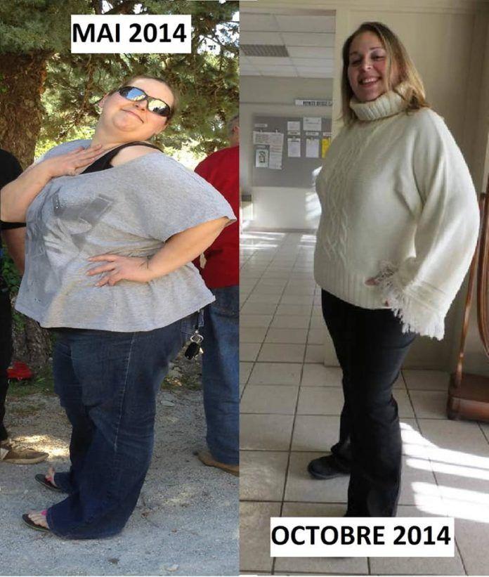 enceinte après une perte de poids