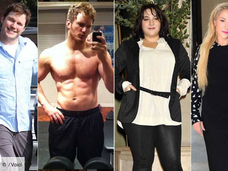 Est-ce que Kelly Swoope a perdu du poids combien de repas par jour perdent du poids