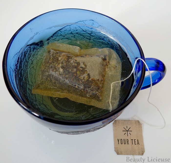 examen du thé minceur indonésie