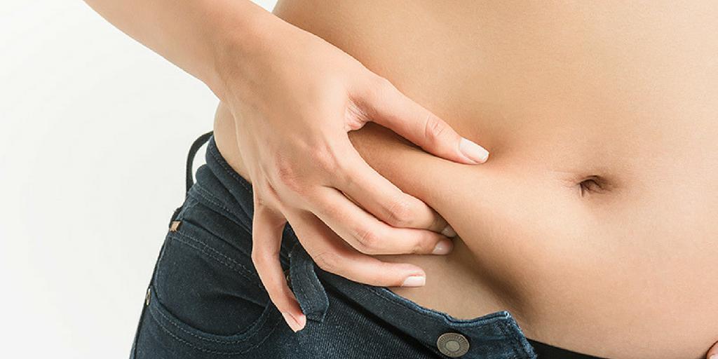 la graisse du ventre perd naturellement