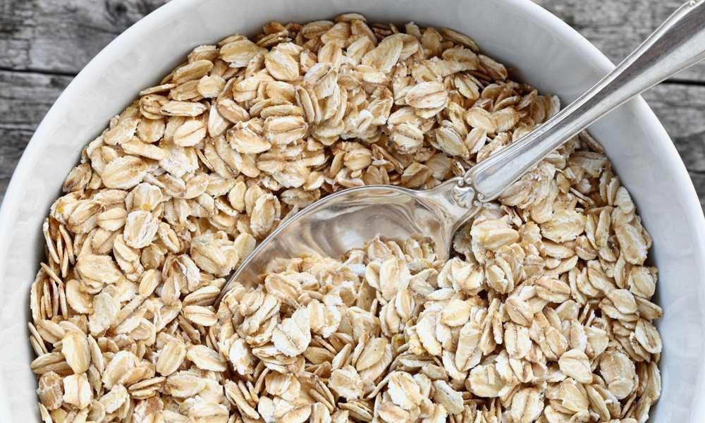 flocons de maïs sains pour perdre du poids