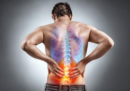 Perte de 30 kg : douleur dans le dos