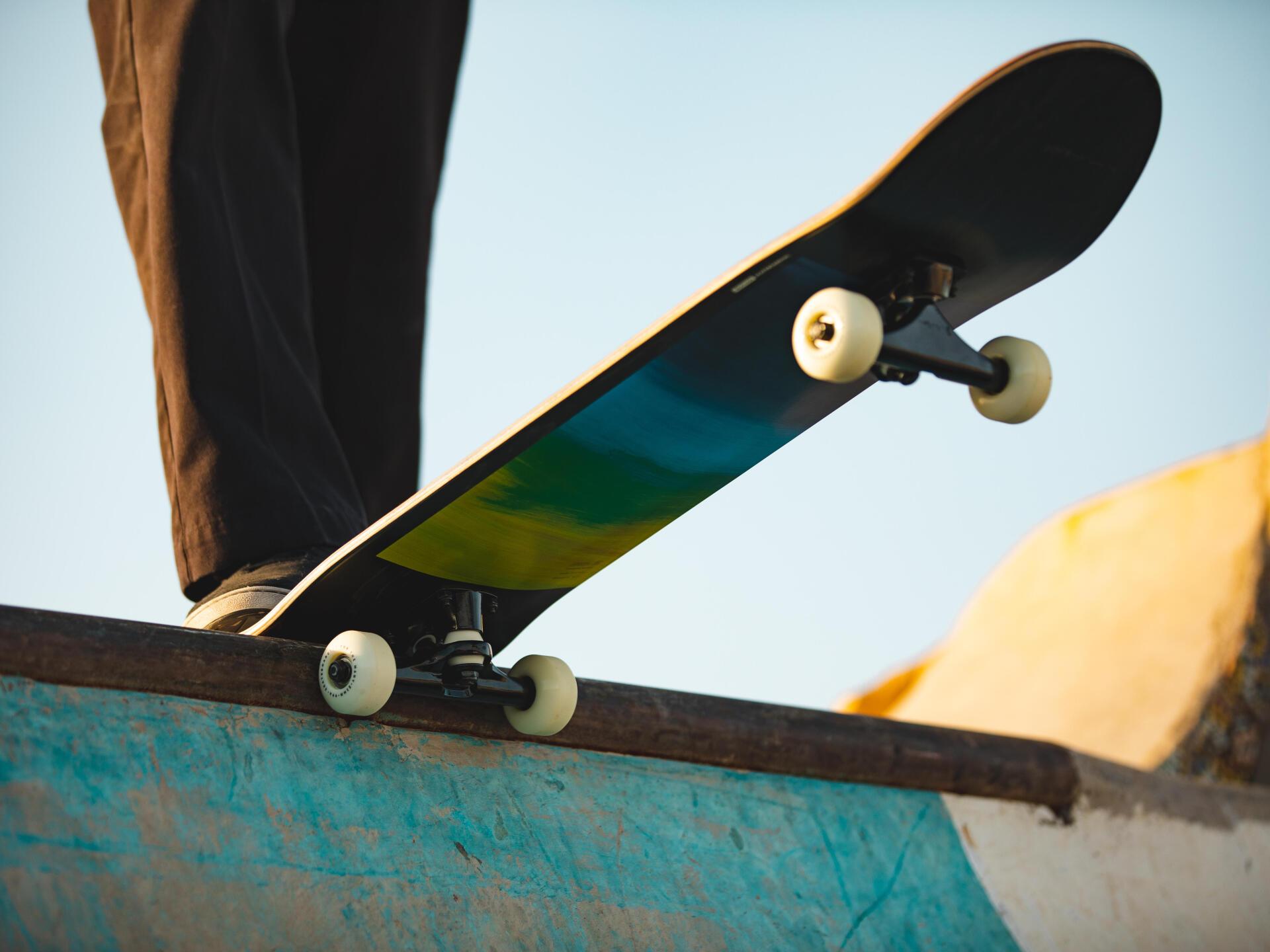 le skate vous fait perdre du poids