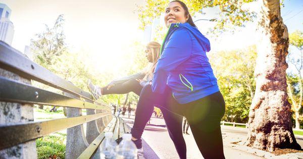 les courbes aident-elles à perdre du poids