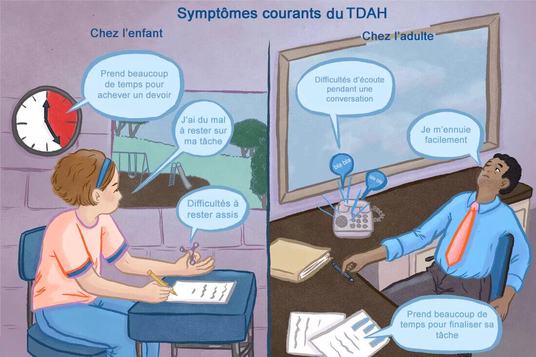 Ritaline effets secondaires : les dangers sur le long terme ! TDAH