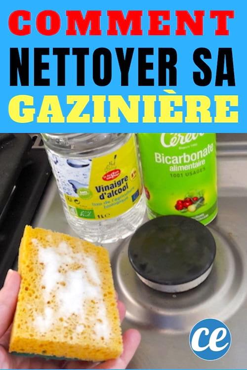 Comment Nettoyer Facilement les Brûleurs à Gaz de la Cuisinière.