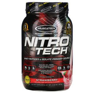 nitro tech perdre du poids