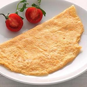 omelette brocolis | fitness et calories